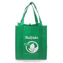 Personalised eco-friendly grocery non woven fabric tote bag