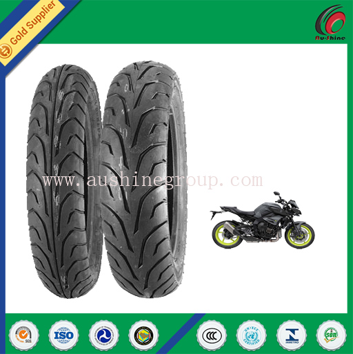 Scooter Tire Rim 17 , Motorbike Tyres, Cheap Motorcycle Tyres with china manufacture new tire