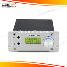 PC Control CZE-01A 1W FM Transmitter Bass Amps