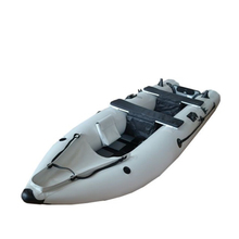 CE Certificated PVC Hull <strong>Material</strong> Cheap Fishing Kayak with Pedals