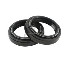 Front Fork Oil Seals 37mm x 49mm x 8mm For Honda VT500C Shadow 1985-1986 New