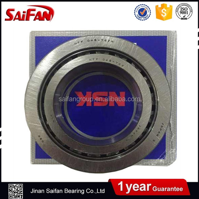 NSK HTF045-6a2GNX Automobile gearbox Bearing HTF045-6-A-2G5NXC-01 Sizes 45X85X19mm HTF045-6 Bearing NUP209 N