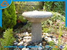 outdoor garden bird baths and fountains