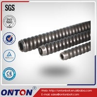ONTON R51L Self drilling high quality hollow anchor rod