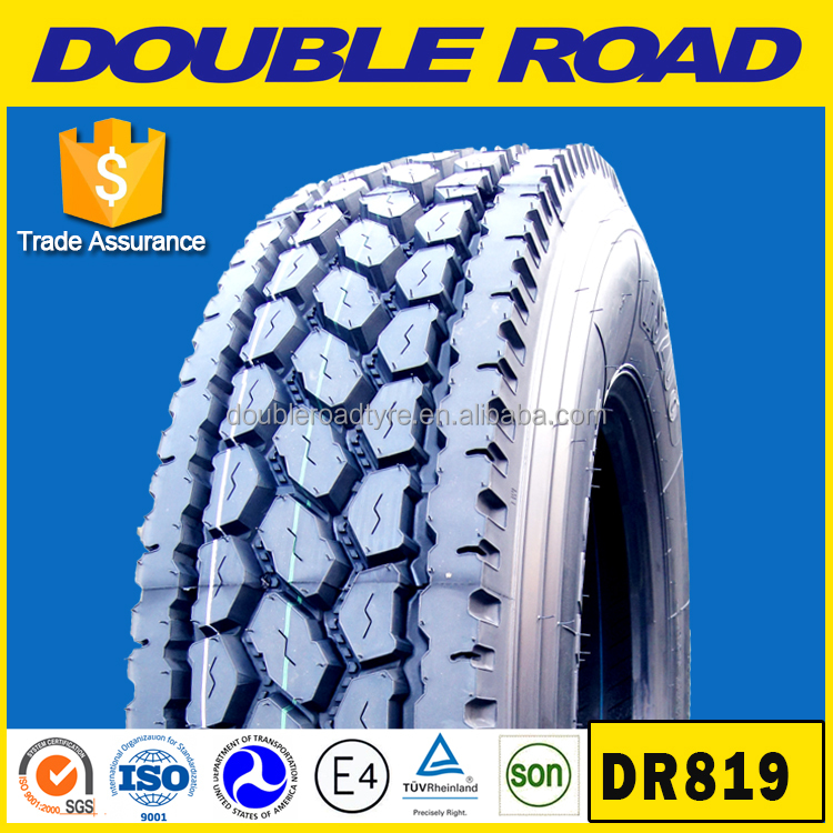 Best Chinese Brand 11r22 5 Truck Used Tire Sale China 11r24.5 295/75R22.5 Radial Truck Tires