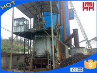 2016 High energy saving coal gas generator/Coal gasification for steel rolling furnace, boiler