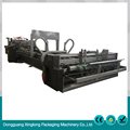 China factory supply automatic counting paper board gluing machine