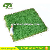 artificial plastic grass mat carpet for dogs