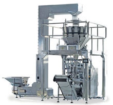 Snack Nitrogen Gas Food Packing Machine|Nitrogen Packing Machine for Food