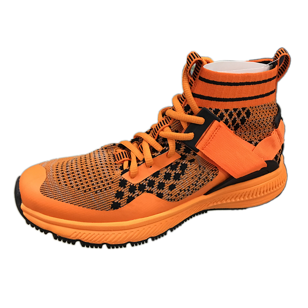 High Top Style Young 2018 Flykniting Running Sports Shoes Men