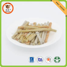 Fruit vegetable rabbit meat bar pet treats dog snacks