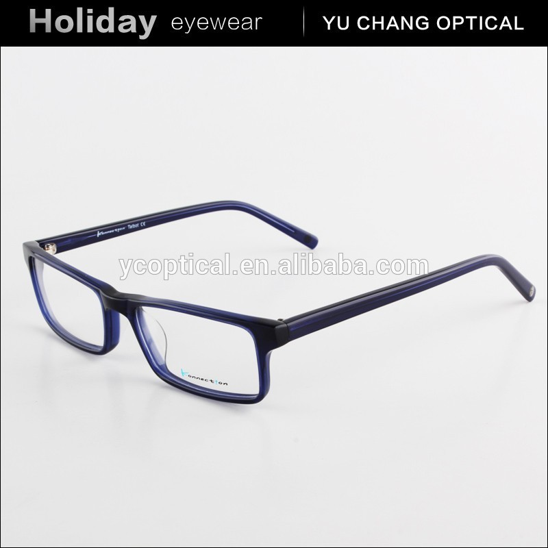 2015 High Quality acetate optical glasses frame reading glasses