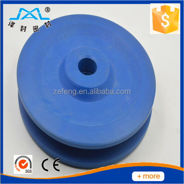Cast iron alloy nylon sheave/pulley/pulley wheel