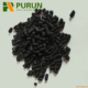 Wood columnar activated charcoal for poisonous gas