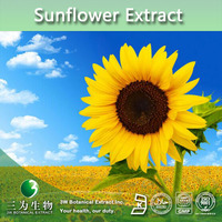 3W Supplier - 4:1 ~ 20:1 Sunflower Seed Extract,Sunflower Seed Extract Powder ,Sunflower extract power