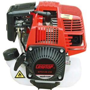 4 stroke gasoline grass cutter NTS139-CG with HONDA X35 engine