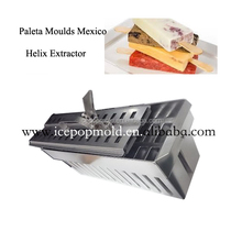 Stainless Steel Mexican Ice Pop Molds