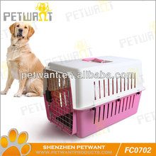 hot selling dog carriers plastic dog carriers