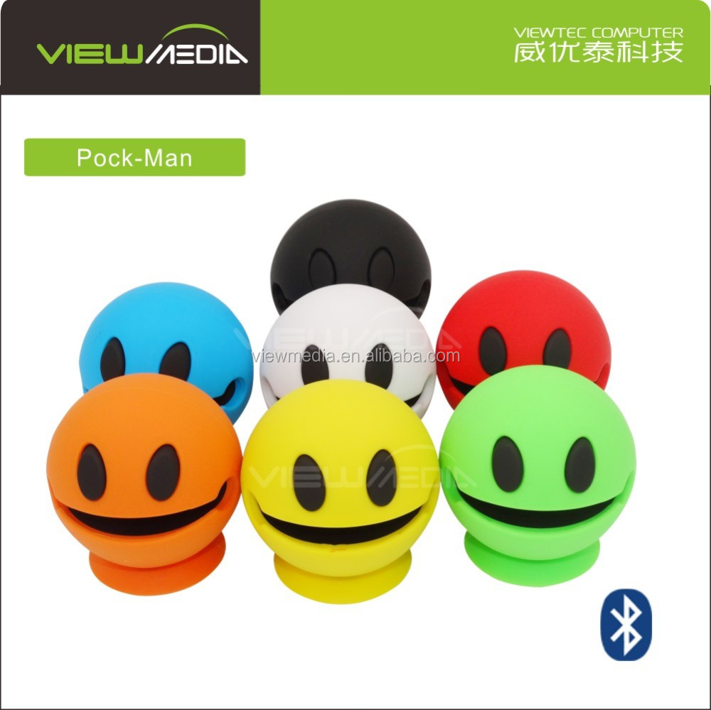 2016 New Pockman mp3 player box with suction cup