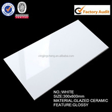 high gloss solid color ceramic wall tile finish