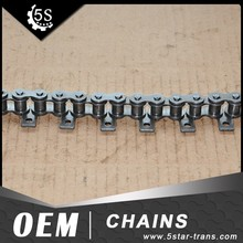 Best quality 2060 roller chain with attachments