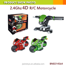 1:8 scale 2.4G 4D gravity sensor remote control motorcycle toy