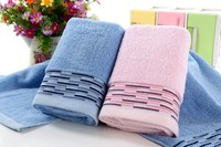 assessed supplier thick and big cannon towel for girl embroidery logo
