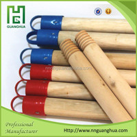 wooden broom stick for Garden tolls,farming tools,fork frying pan