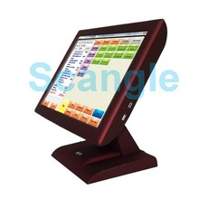 15 Inch Restaurant Equipment Cash Register Pos Terminal For Accounting Services
