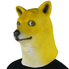 Halloween Hand Carnival Products Kids Party Masks Latex Dog Realilstic Female Mask Smile Face Mask