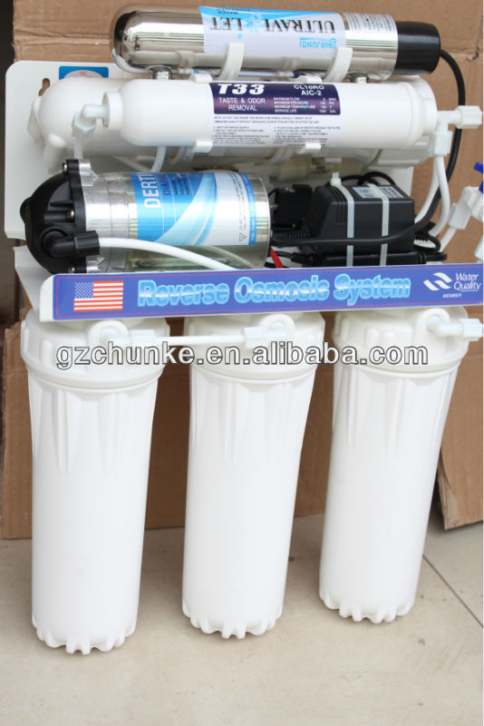 Household water purification equipment /water making machine/water filters for home