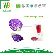 Natural cabbage juice powder / red cabbage powder