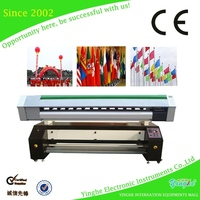 Best Stable dye sublimation flags printer