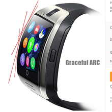 NFC Bluetooth Smart Watch Phone Q18 with whatsapp
