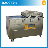 DZ5002SB automatic double chamber industrial vacuum packaging