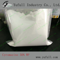 66215-27-8 inscticicde agricultural use fly control 70% wp 50% Sp powder veterinary use premix cyromazine