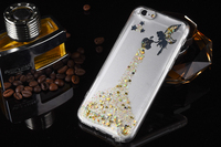 top grade fashion butterfly cell phone case