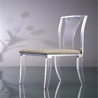 Hot sale features footstool clear acrylic stool from china
