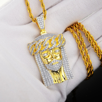 Custom Religious Jewelry Cooper Gold Plated