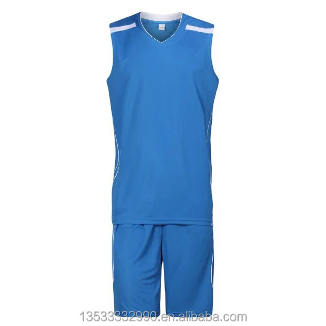 polyester spandex mess quick dry comfortable basketball jersey and shorts