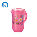 Plastic heat transfer for water jug