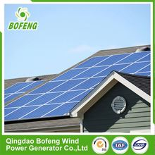 Fashion designed High Class electricity solar power system home from solar energy for home use