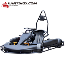 Optional engines 4 stroke sport style quad bike automatic car pedal go kart 1 person 390cc go kart