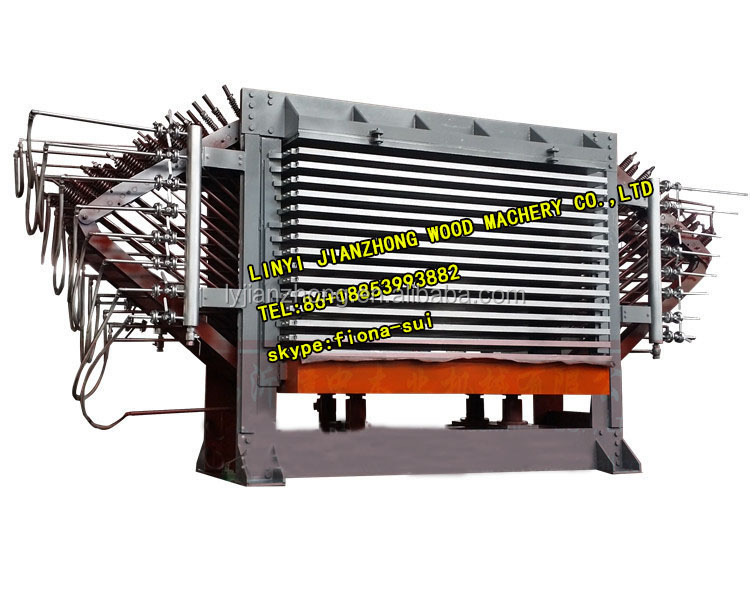 wood veneer drying machine/dryer for woodworking/plywood drying machine