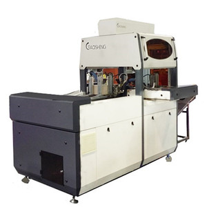 GS-330 high quality Automatic jewelry grey paper box making machine oversea service grey paper box making machine