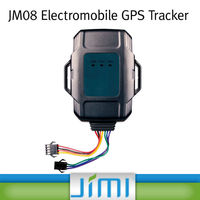 JIMI GPS Position, Overspeed, Vibration And Low Fuel Alarm Function Easy Install Car GPS Tracker JM08