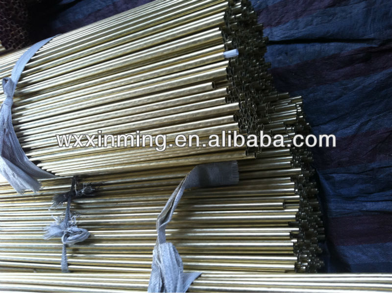 Seamless Copper Alloy Tubes