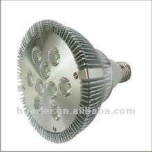 9w E27 led downlight housing light fitting