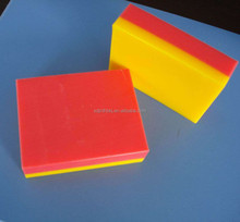 HDPE Sheet | HDPE Board - Sandwich Colours - Recycled Plastic HDPE board