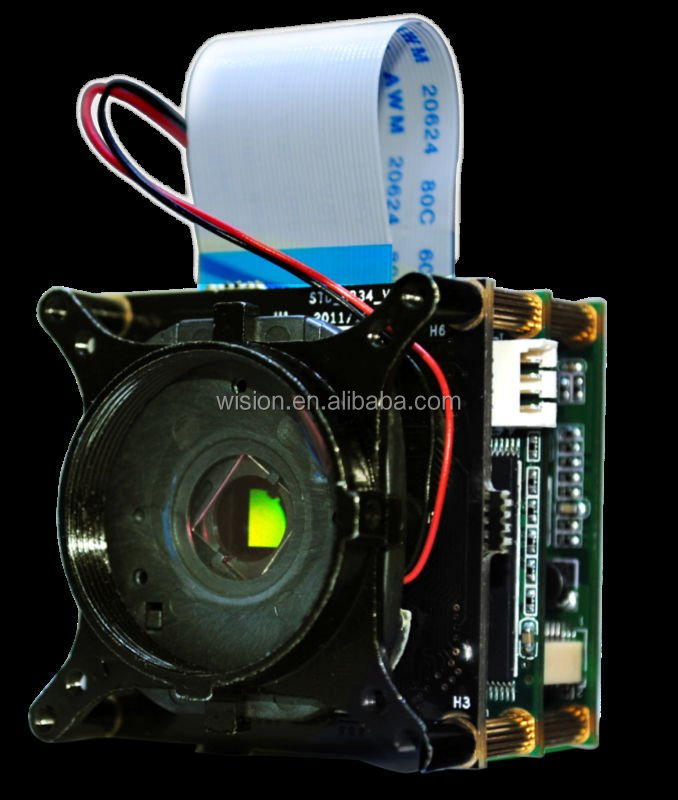 CCTV 3 MP industrial security system camera modules low cost with ONVIF H.264 available
